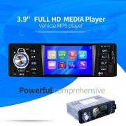 "Radio MP3 Player Auto cu Bluetooth Display 3.9"" cu USB si Card Reader"