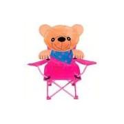 Cadeira Infantil Dobrável Ursinhos - Mor