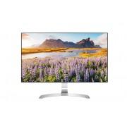 """LG 27MP89HM-S 27"""""""" Full HD IPS Plata, Color blanco pantalla para PC"""