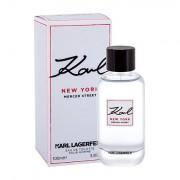 Karl Lagerfeld Karl New York Mercer Street eau de toilette 100 ml uomo