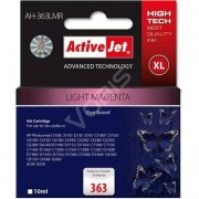 Inny Tusz Activejet AH-363LCR (do drukarki Hewlett Packard, zamiennik HP 363 C8774EE premium 10ml light cyan)