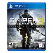 Sniper Ghost Warrior 3 - Juego Físico Ps4 - Sniper.cl
