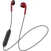 JVC HA F19BT Bluetooth Wireless Headphones - Rojo, A