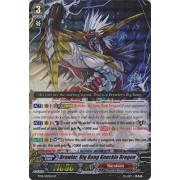 Cardfight!! Vanguard Tcg Brawler, Big Bang Knuckle Dragon (Bt16/005 En) Booster Set 16: Legion Of Dragons & Blades Ver.E