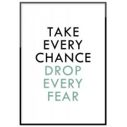 Room99.se Poster - Every Chance (70x100 cm)