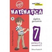 Mate 2000 consolidare. Matematica algebra geometrie. clasa a VII-a. partea a II-a semestrul 2