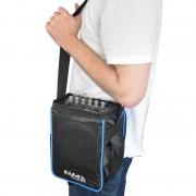Ibiza PORT-6 портативна PA система високоговорител и чанта MIC USB 12V (BD-PORT6)