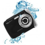 Aparat Foto Digital Easypix W1024BLACK Splash, 16 MP, CMOS (Negru)