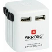 Adaptor universal priza Skross World USB