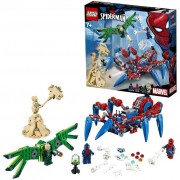 Blue Lagoon Lego Spiderman 76114 Spiderman, Spiderman 2099 Vulture en Sandman
