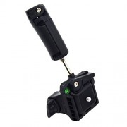 ELECTROPRIME® Camera Handle Tripod Head Tilt Pan + 1/4 Screw QR Plate Phone Clip