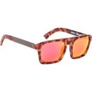 Spy Plus Wayfarer Sunglasses(Red)