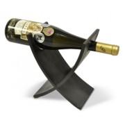 Stojan na 1 víno dřevěný