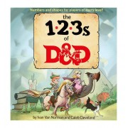 Wizards of the Coast Dungeons & Dragons Book The 123s of D&D english