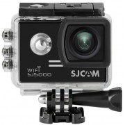 Camera video de Actiune SJCAM SJ5000WIFI-BK, Filmare Full HD, 14 MP, Wi-Fi (Neagra)