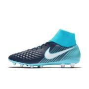 Chaussure de footballà crampons pour terrain synthétique Nike Magista Onda II Dynamic Fit AG-PRO - Bleu