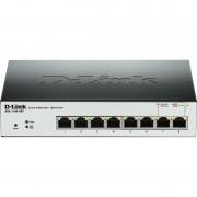 Switch D-Link DGS-1100-08P 8 porturi