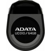 USB Flash Drive ADATA UD310 64GB USB 2.0 Negru