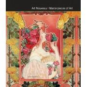 Art Nouveau Masterpieces of Art, Hardcover