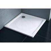 Ravak Perseus Pro 90 szögletes zuhanytálca csúszásgátló felülettel XA037701010