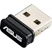 Безжичен адаптер ASUS USB-N10 Nano