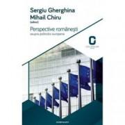 Perspective romanesti asupra politicilor europene. Programele electorale ale partidelor romanesti la alegerile europene