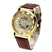 Branded Automatic Transparent Watch For Mens
