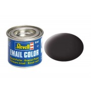 Revell TAR BLACK MATT olajbázisú (enamel) makett festék 32106