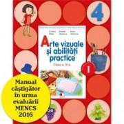 Arte vizuale si abilitati practice. Manual. Clasa a IV-a semestrul I contine CD