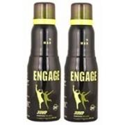 Engage Perfume Bottle Black