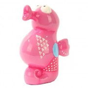 Geen Spaarpot roze zeepaardje