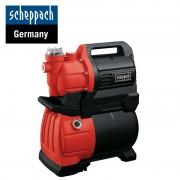 Помпа за вода с балон Scheppach WW1100-AB
