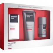 Marbert Man Classic Sport lote de regalo I. eau de toilette 50 ml + gel de ducha 200 ml + deo barra 75 ml