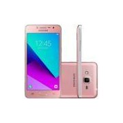 Smartphone Samsung Galaxy J2 Prime SM-G532M, Quad Core, Android 6.0, Tela 5´, 16GB, 8MP, 4G, Dual Chip Desbloqueado - Rosa