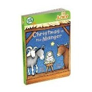 LeapFrog Tag Junior Book Christmas in the Manger