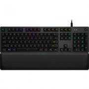 Геймърска механична клавиатура Logitech G513 Carbon, Romer-G Tactile