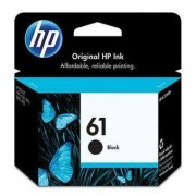 Hp 61 - Black Ink Cartidge, 190 Pages (ch561wa)