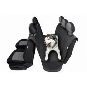 Husă de protecţie câini pentru bancheta spate, HP Autozubehör