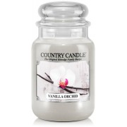 Country Candle Vanilla Orchid 2 Wick Large Jar 652 g