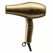 Perfect Beauty Secador Feather 3000 Iónico Gold Jrl
