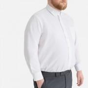 Recht hemd met lange mouwen, lengtemaat 1