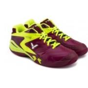 Victor Badminton Shoes For Men(Maroon)