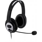 Microsoft LifeChat LX-3000 headset USB svart