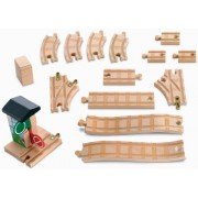 Fisher Price Thomas Wooden Railway - Deluxe Figure 8 Expansion Track Pack