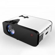 JEDX-20 720P Movie Projector Video LED Projector Home Theater Cinema Projector - EU Plug