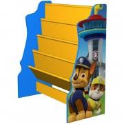 Organizator carti cu cadru din lemn Paw Patrol Style