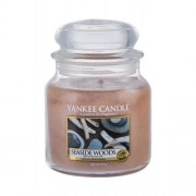 Yankee Candle Seaside Woods 411 g vonná sviečka unisex
