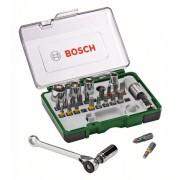Bosch 27-delni set bitova odvrtača i čegrtaljki