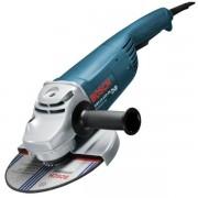 Polizor unghiular Bosch GWS 24-230 JH 6500 rpm 2400W Albastru