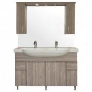 Bianca Plus 130 komplett fürdőszobabútor